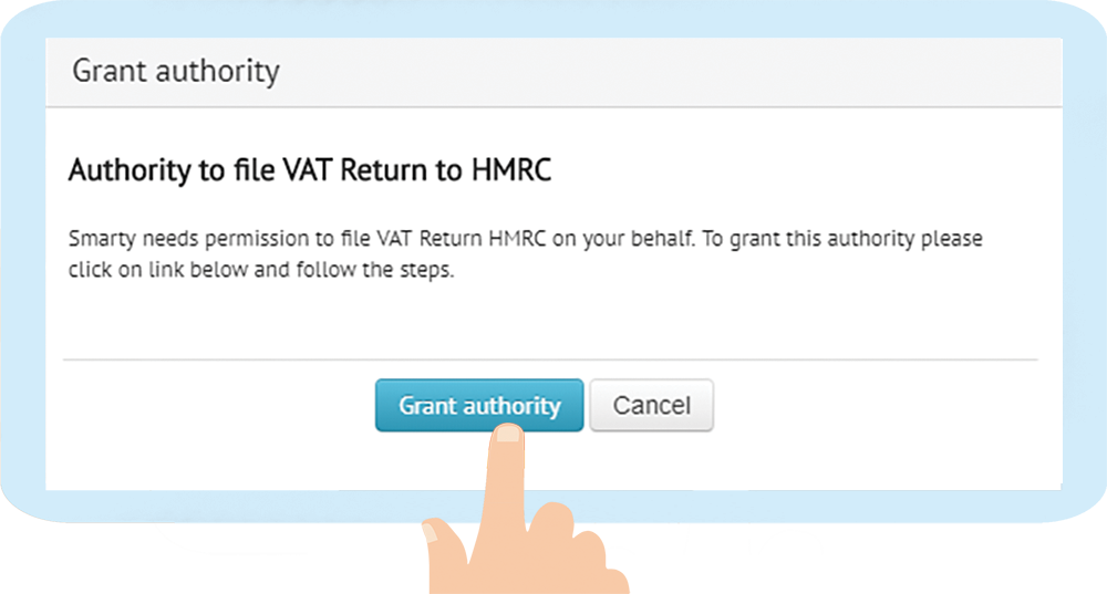 submit your vat step 3