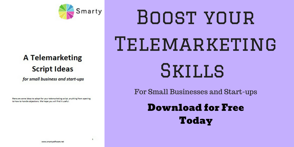 Boost your Telemarketing Skills!
