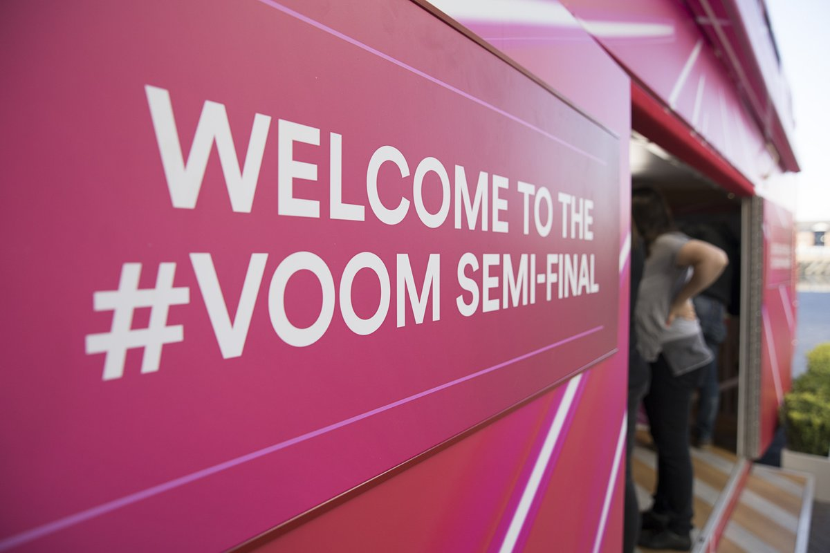 Smarty Software achieves semi-final in Virgin VOOM Pitch 2018 competition