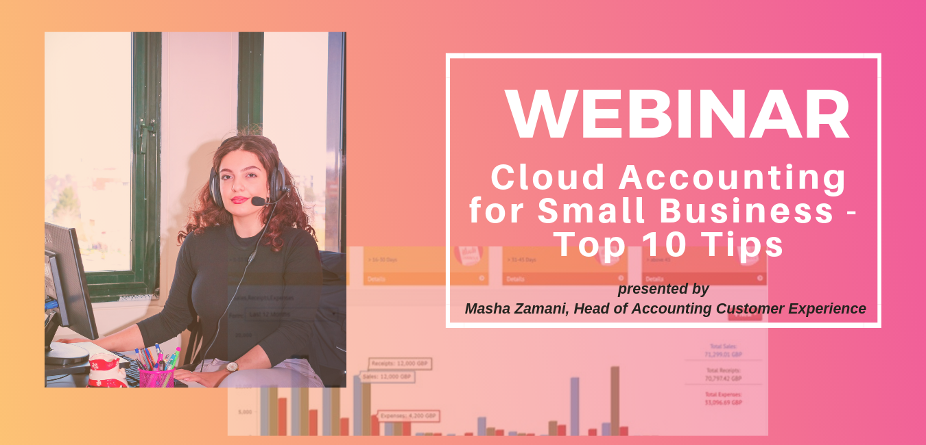 Cloud Accounting for Small Business - Live Webinar