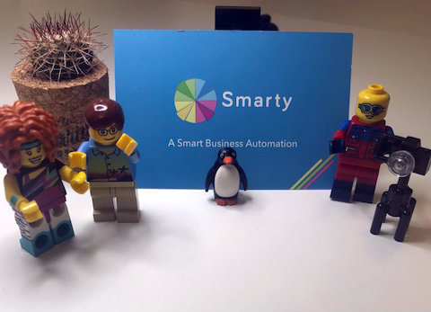 Creating the Smarty Movie Story