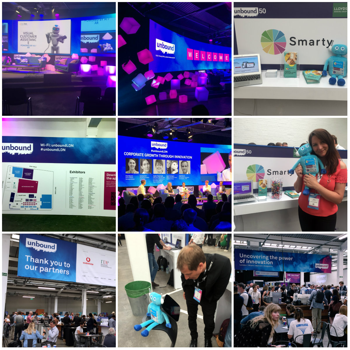 Smarty Software Immersed In Innovation At Unbound 2018