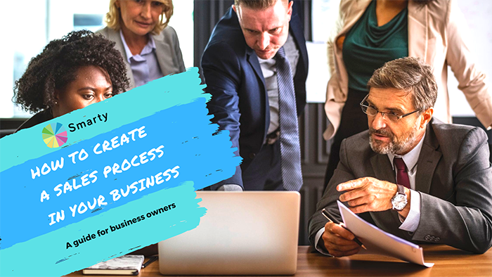 How to create a sales process in your business