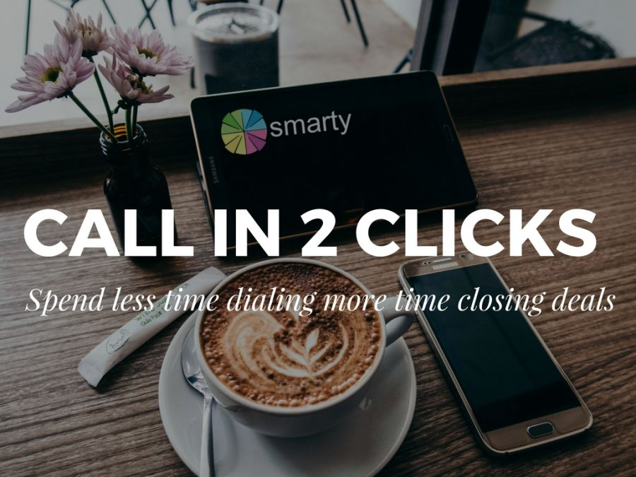 Make the sales process better, faster and quicker with Smarty