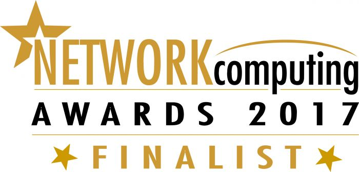 network computing awards 2017 finalist
