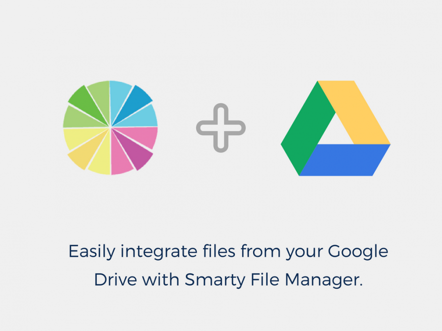 Smarty+Google Drive integration