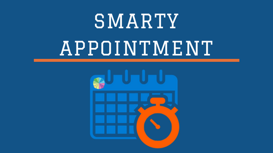 Say goodbye to appointment missing with Smarty appointment !