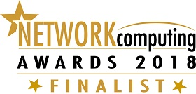 network computing awards 2018 finalist