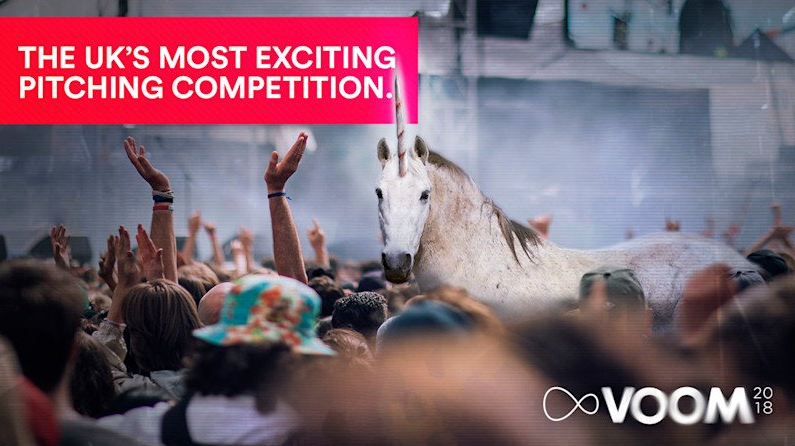 Smarty Software Enters Virgin Media's VOOM Pitch 2018 Competition